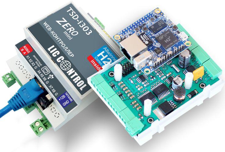 LicControl TSD-i305